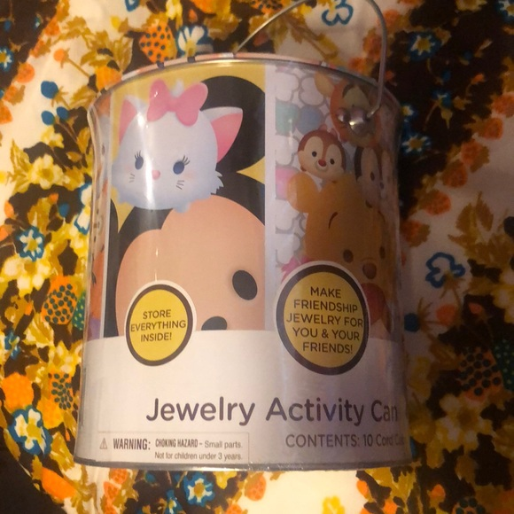 """Disney /""""Tsum Tsum/"""" Jewelry Activity Can 5+ Make Jewelry With Friends! NEW"""
